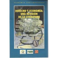 Derecho y economía: una...