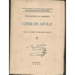 Cisne de Apolo II