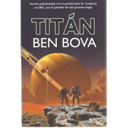 Titán. (Bova, Ben)