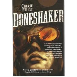 Boneshaker. (Priest, Cherie).