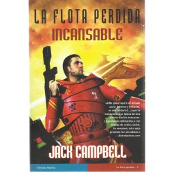 Incansable. (Campbell, Jack).