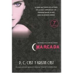 Marcada. (Cast, P. C. /...