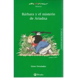 Bárbara y el misterio de...