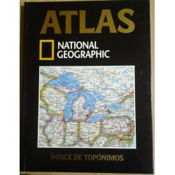 Atlas National Geographic....
