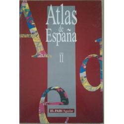 Atlas de España Tomo II....