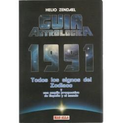 GUÍA ASTROLÓGICA 1991....