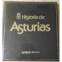 Historia de Asturias. Obra...