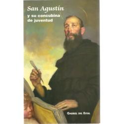 San Agustín y su concubina...
